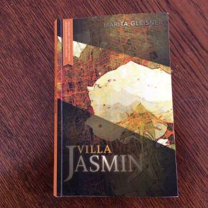 "Marita Gleisners roman ""Villa Jasmin""."