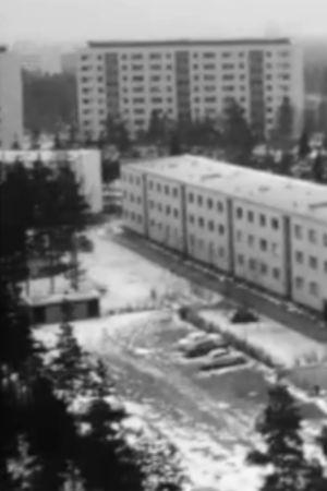 Höghus i Gårdsbacka, 1973
