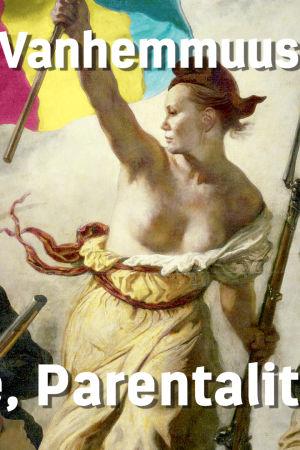 Vapaus johtaa kansaa, kuvamanipulaatio