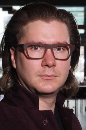 Kapellimestari Lauri Ahokas.