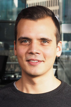 Lyömäsoittaja Jerry Piipponen.