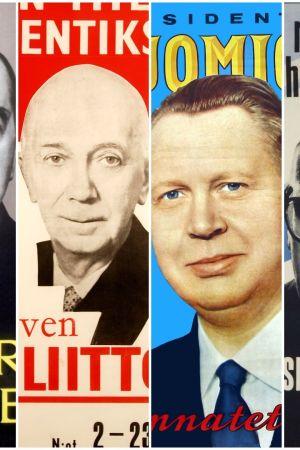 Kuusi vaalijulistettu vuoden 1956 vaaleista