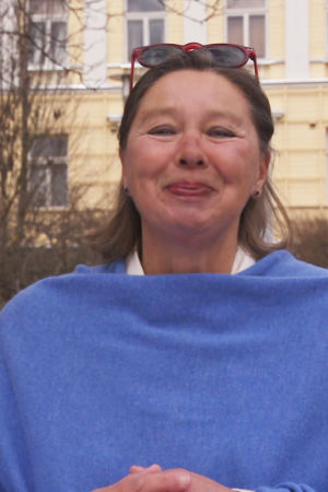 Författaren Susanne Ringell