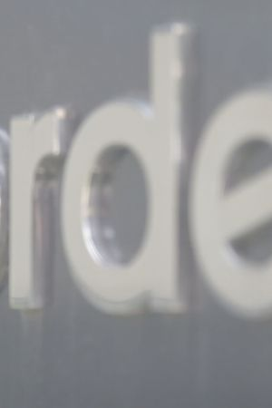 Nordean logo.