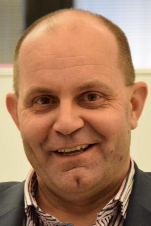 Christer Holmlund med texten Alla tiders lärare.