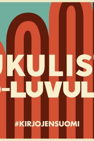 Kirjojen Suomen lukulista 70-luvulle.