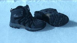 Nastakengät jäällä