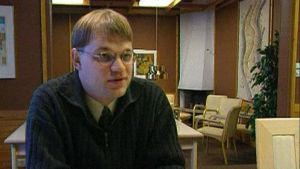 Juha Sipilä vuonna 1996