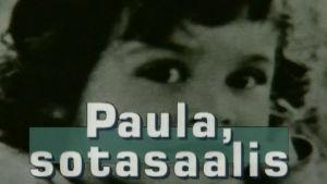 Ulkolinja: Paula, sotasaalis -ohjelman tunnus