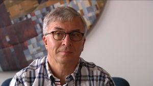 Patrik Scheinin, dekanus vid Beteendevetenskapliga fakulteten vid Helsingfors universitet