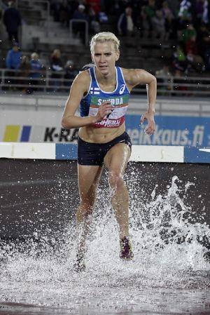 Sandra Eriksson, Sverigekampen 2014.