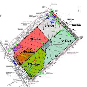 sköldvik avfallscentral planering. Område 1 tas i bruk 2014