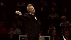 Hannu Lintu johtaa Radion sinfoniaorkesteria 30.9.2016