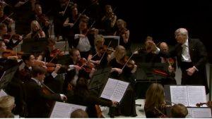 Herbert Blomstedt johtaa Radion sinfoniaorkesteria 12.4.17