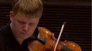 Pekka Kuusisto Radion sinfoniaorkesterin solistina