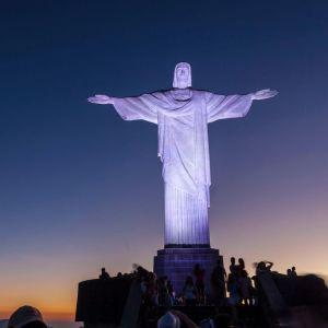 Kristusstatyn i Rio de Janeiro