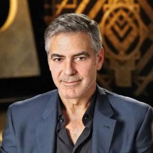 Ja Oscarin saa... Dokumenttielokuva Oscarien jaon historiasta. Kuvassa George Clooney..