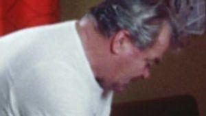 Lasse Virén hierottavana 1978.