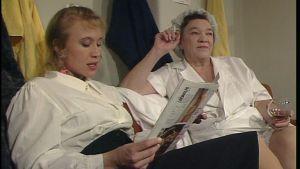 Sarina Röhr ja Eila Pehkonen