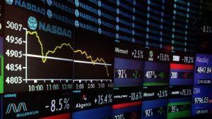 Den amerikanska Nasdaq-börsen
