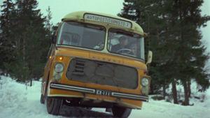 Autopostitoimisto 1973.