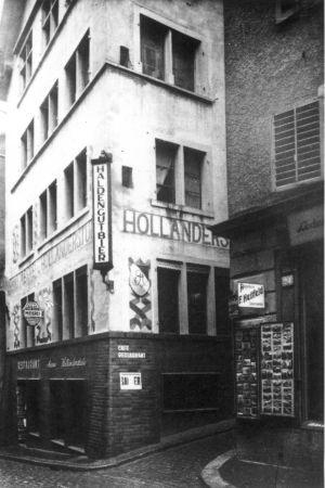 Cabaret Voltaire i Zürich