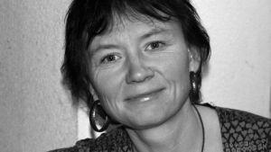 Författaren Irene Larsen.
