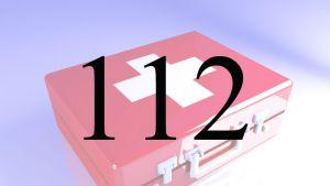 112, första hjälpen låda
