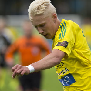 Mikael Soisalo, Ilves, juni 2016.