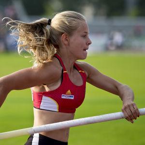 Saga Andersson, Kalevaspelen 2016.