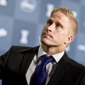 Leo-Pekka Tähti på Idrottsgalan.