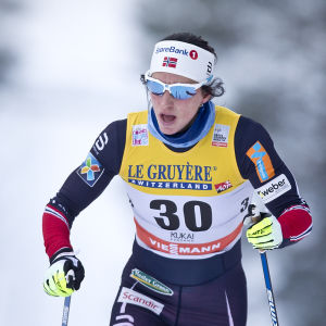 Marit Björgen, Ruka 2016.