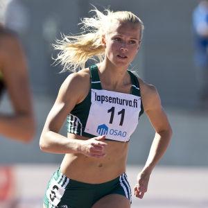 Jeanine Nygård, Kalevaspelen 2016.