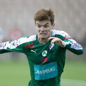 Albin Granlund, IFK Mariehamn, 2015.