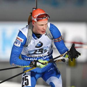 Tuomas Grönman, VM 2015.