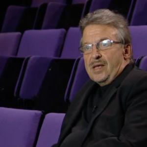 Reijo Salminen Marko Gustafssonin haastattelussa.