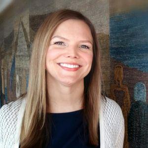 Magdalena Lönnroth, portföljförvaltare på Kyrkans pensionsfond
