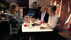 Pipsa gästar Efter nio julen 2014.