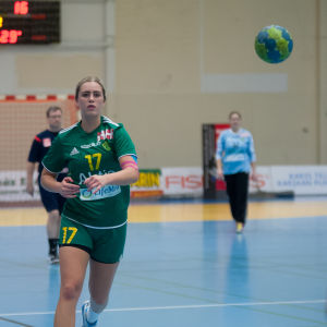 Madeleine Lindholm, SIF