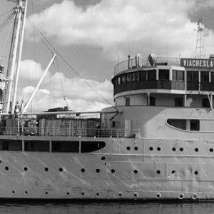 Helsinki on meren kaupunki ja monien laivojen kohde.