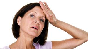 Vallningar i menopausen