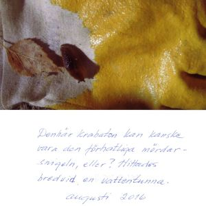 Solveig från Åbo har postat denna bild. Vilken snigel är det?