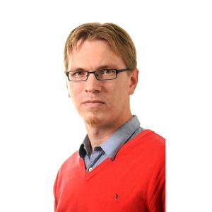 Porträttbild av Andreas Hjulfors