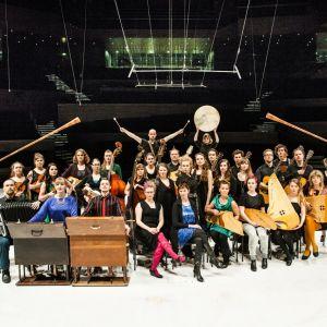 Sibelius-Akatemian Folk Big Band