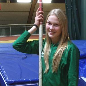 Isabelle Hellström.