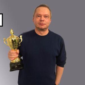 Urheiluvisan voittaja Jussi Salmela
