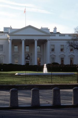 Vita Huset i USA