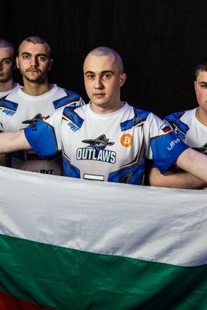 Bulgarialaistiimi Outlaws