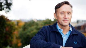 Den svenske journalisten och författaren Göran Everdahl.