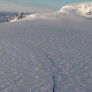 Vulkanen Öræfajökull.